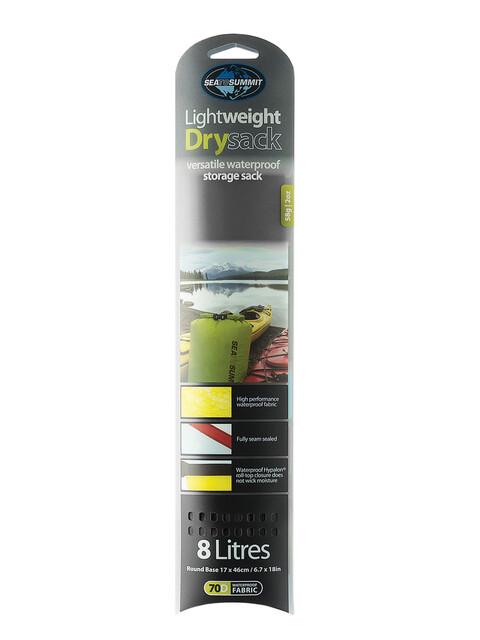Sea to Summit Lightweight - Accessoire de rangement - 8 L noir